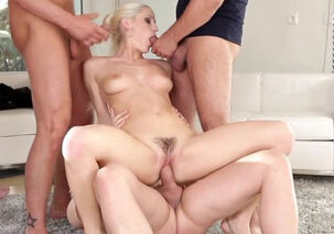 Best blonde anal